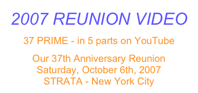 2007 REUNION VIDEO